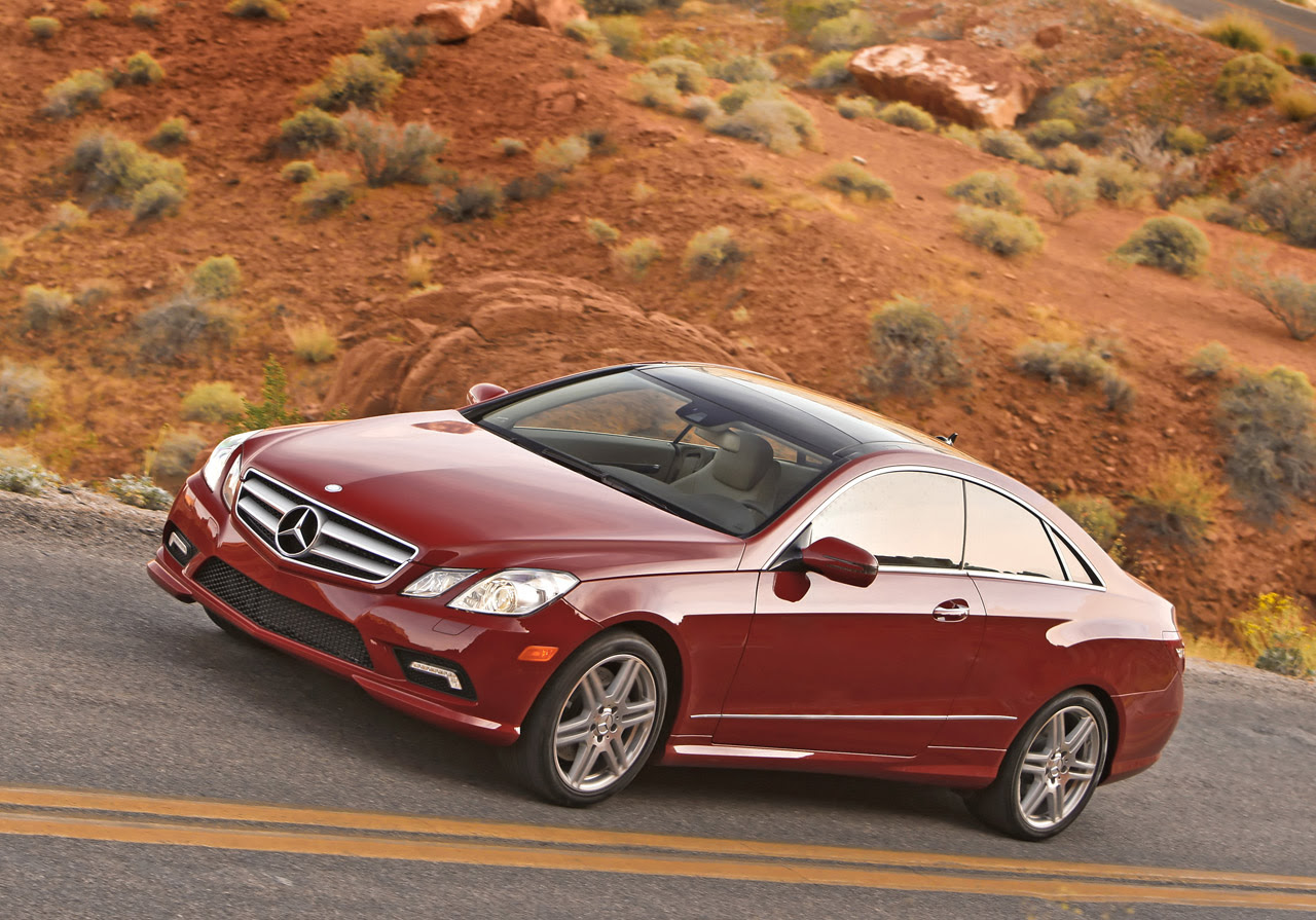2012 Mercedes-Benz E-Class Coupe recalled for bad curtain ...