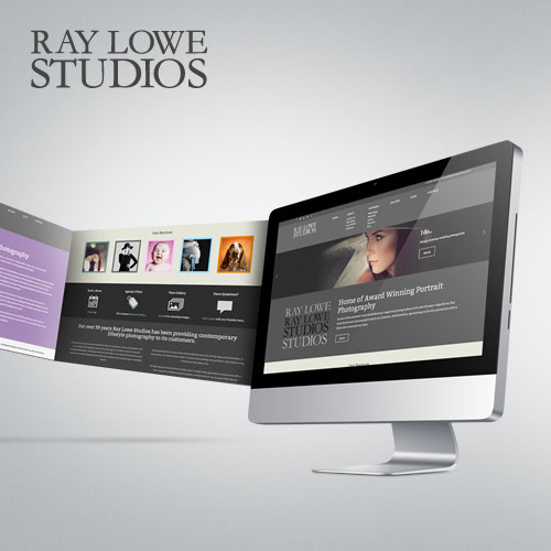 Ray Lowe Photography - Stable Web Design