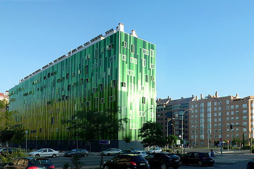 Madrid, Vallecas 51. Somos Arquitectos