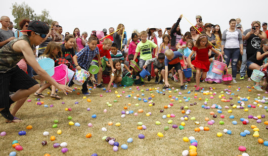 LHC Youth: 'Easter Bunny Rides A Motorcycle' - River Scene Magazine