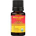 Desert Essence Essential Oil Breathe Deeply .5 fl oz.
