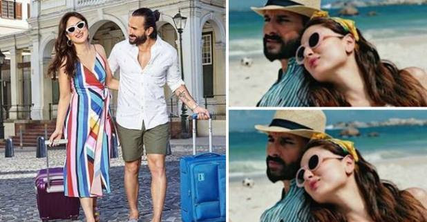 The new ad of Saif and Kareena will make you go wow with their lovely chemistry