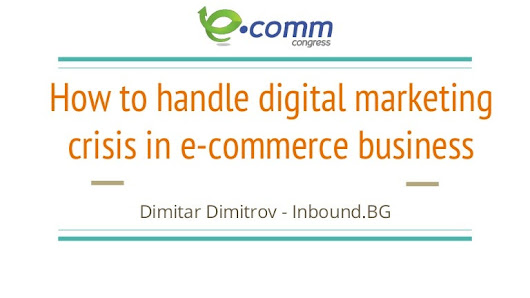 How To Handle Digital Marketing Crisis In E-Commerce Business - eComm…