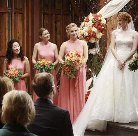 April Kepner's Wedding   PEOPLE   Greys anatomy, Grey