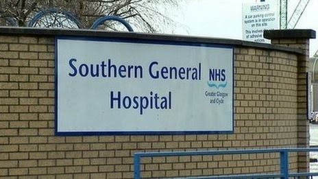BBC News - Heating problems at Glasgow's Southern General surgical building