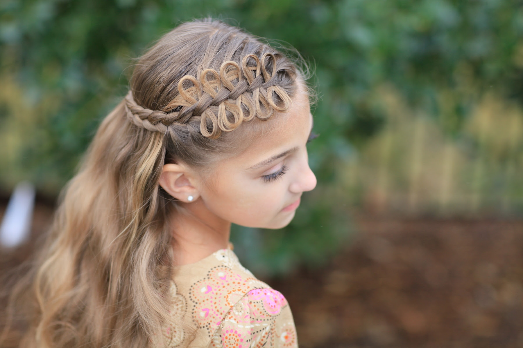 5 Pretty Hairstyles For Easter Cute Girls Hairstyles