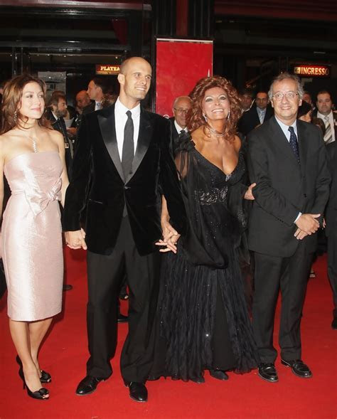 Sasha Alexander and Edoardo Ponti Photos Photos   2nd Rome