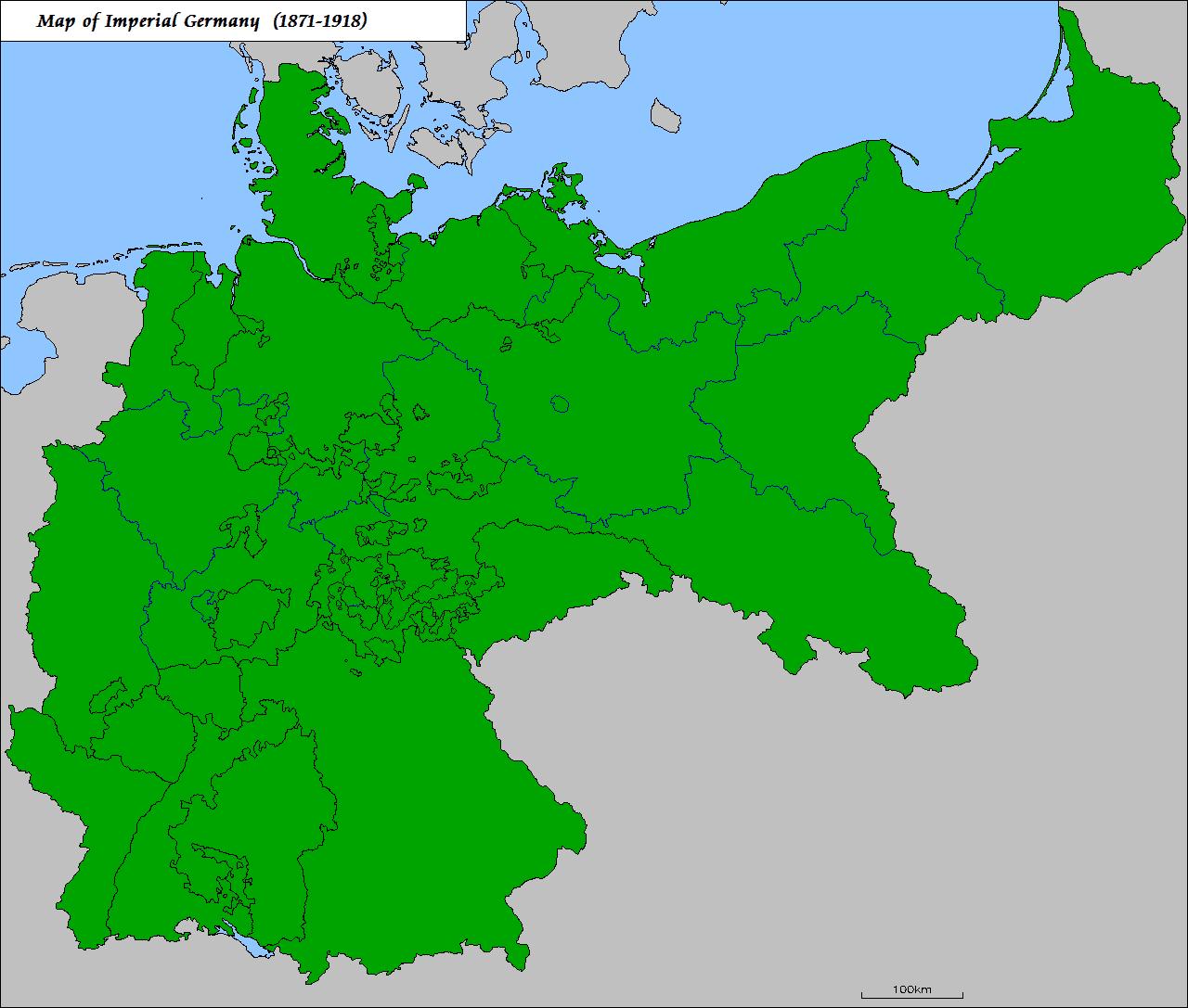 German Empire 1871-1918
