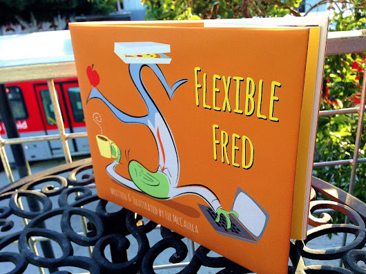 Flexible Fred - Book