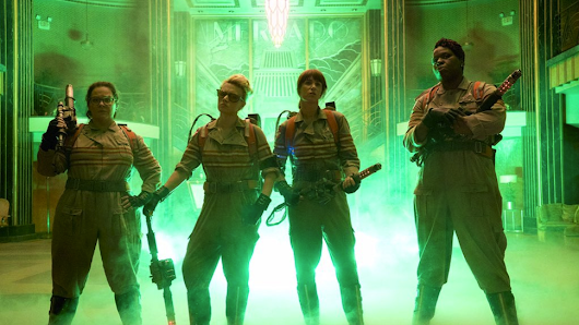 Much Like Bustin', the First GHOSTBUSTERS Trailer Will Make You Feel Good | Nerdist