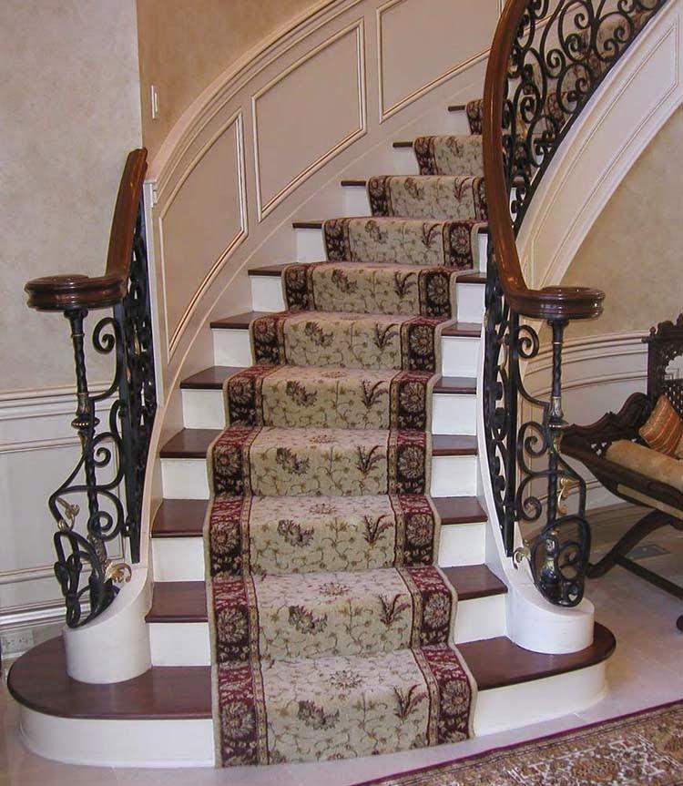 Percantik Tangga Rumah Idaman Anda Dengan Karpet vuodatusnet