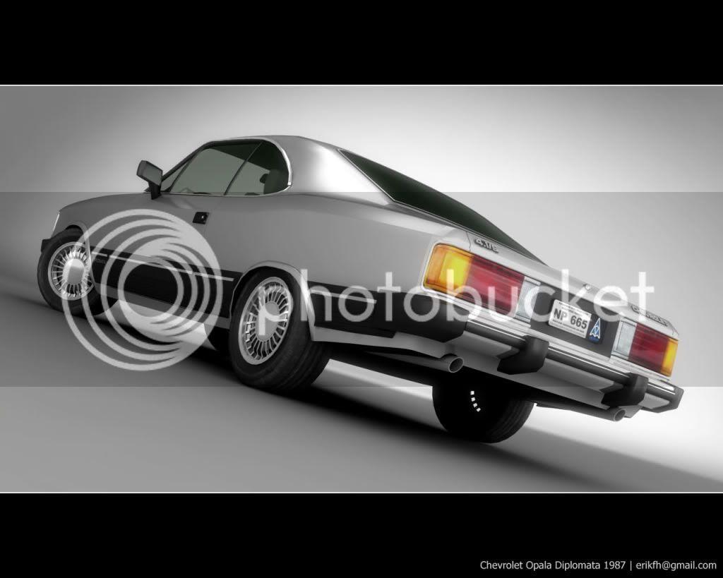 Chevrolet Opala Diplomata Image