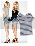 The Olsens New Stylemint T-Shirt Line