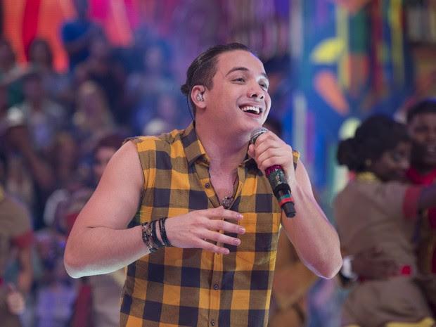 Wesley Safadão (Foto: TV Globo/Imprensa)