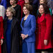 Representative Nancy Pelosi, the minority leader, gathered Democratic women of the House before the opening of the 113th Congress on Thursday in Washington.