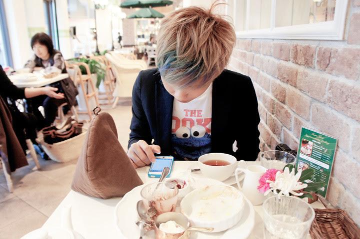 typicalben at afternoon tea taipei