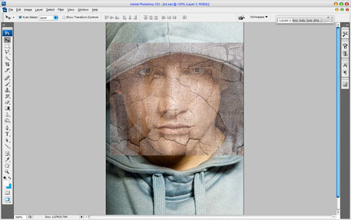 Adding Texture to the Skin image 2