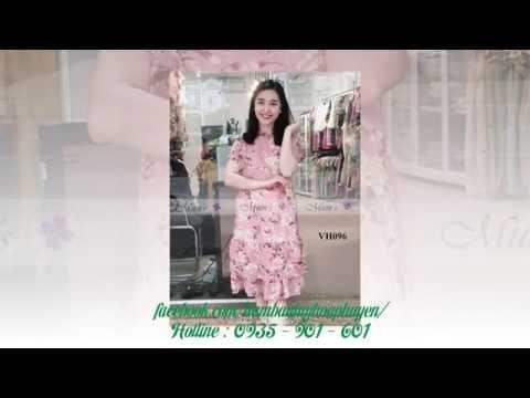 Bộ Siêu Tập Đầm Bầu Đẹp Nhất Tháng 5 Năm 2020