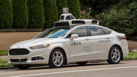 Uber Rolls Out Autonomous Car Technology in Pittsburgh - ABC News