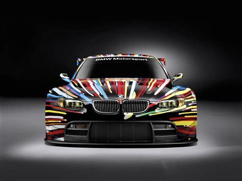 BMW M3 GT2 Art Car Cars wallpapers and sepcification with Reviews