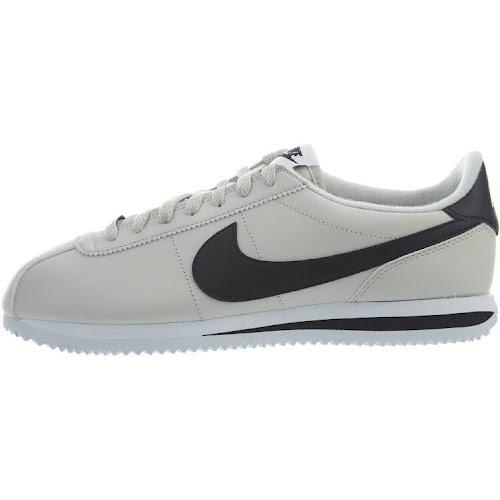 cheap sale detailed images good service Nike Cortez Shoes Light Bone/Black/White Size 13