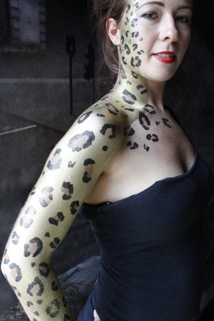 Face & Body Art with Vanity Van's team of makeup artists