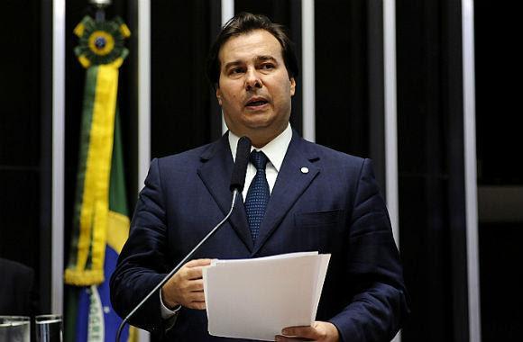 Rodrigo Maia (DEM-RJ). Foto: Gustavo Lima / Câmara dos Deputados