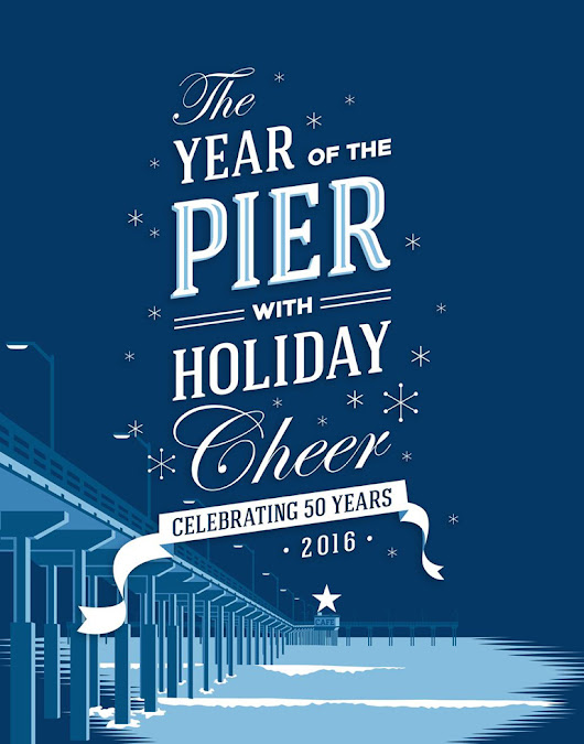 Dec 3 – Celebrate the Pier at the OB Holiday Parade!