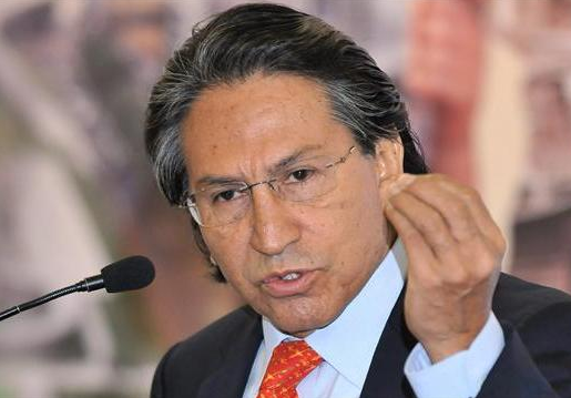 Peru Files Extradition Request in U.S. for Ex-President Alejandro Toledo  | News from Peru - Peruvian Times
