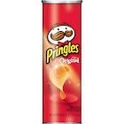 Pringles Potato Crisps Chips, Original - 5.2 oz canister