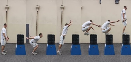 Basic Steps on How To Vertical Jump Higher