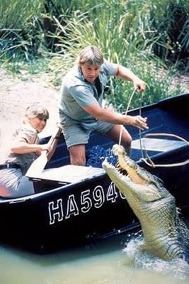 crocodile hunter a