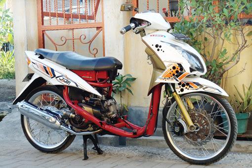 Motor Drag Mio Soul