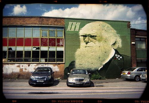 (r)evolutionary graffiti by pho-Tony