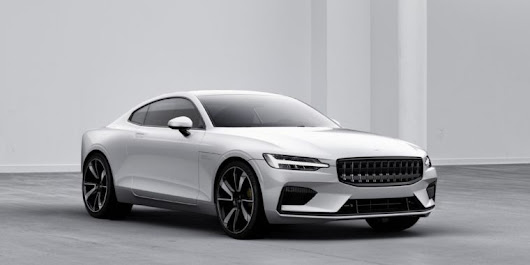 Volvo tears up the rules with a subscription-only 600-hp electric GT