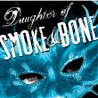 [Review] Daughter of Smoke & Bone by Laini Taylor