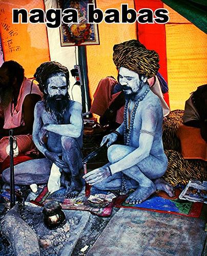 the naga babas at maha kumbh by firoze shakir photographerno1