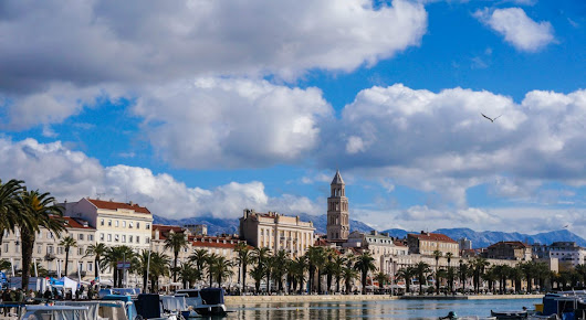 A Guide to Travelling in Split, Croatia - Goats On The Road
