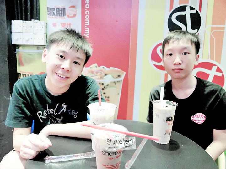 qunyao and binghong at malacca