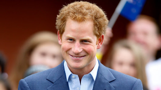 Welcome to the Club, Prince Harry