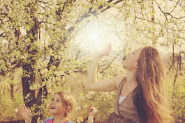 A Walk in the Mall or Park? For Moms and Daughters, a Stroll in the Park is Best