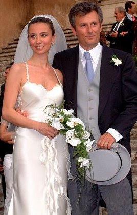 Sposa chiesa San Andrea e Gregorio al Celio
