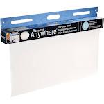 "Quartet Anywhere Dry-Erase Sheets - 480"" (40 ft) Length - Paper -"