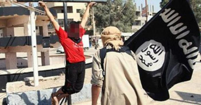 ISIS crucifixion