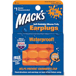 Mack's Kids Pillow Soft Ear Plugs - 6 pairs