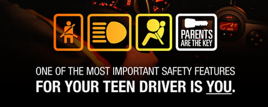 Parents Are The Key to Safe Teen Drivers | Parents Are the Key | CDC Injury Center