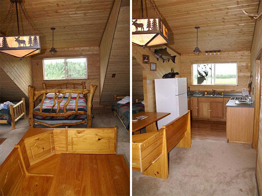 Small Cabin Decorating Ideas And Design Plans02