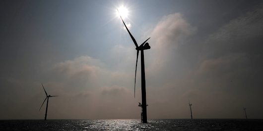 New York's $6 billion plan for offshore wind shows that oil drilling really is on the way out