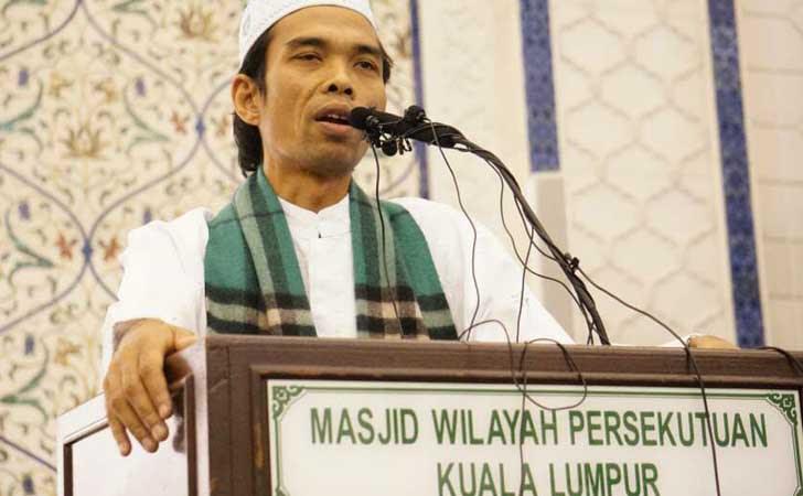 5 Hal Penting yang Bikin Ust. Abdul Somad Dipilih Maju ...