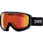 Smith Prophecy OTG Snow Goggles Black / ChromaPop Everyday Red Mirror